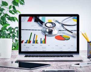 HIPAA Compliant BI Solution for Nursing Care Business Application Provider
