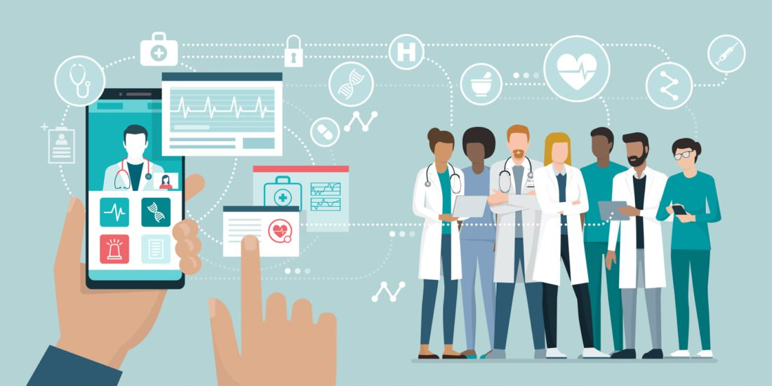 How IoT is Transforming Medical Technology Devices