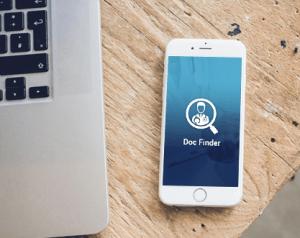 Doctor Finder App