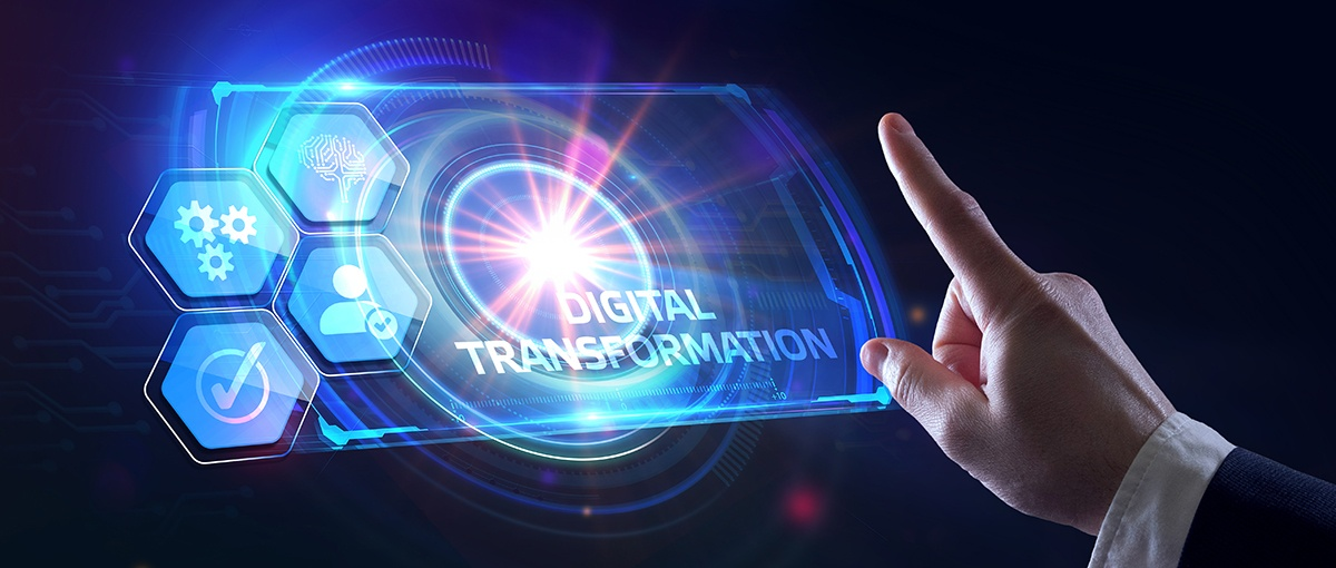 Implementing a digital transformation strategy for financial services firms
