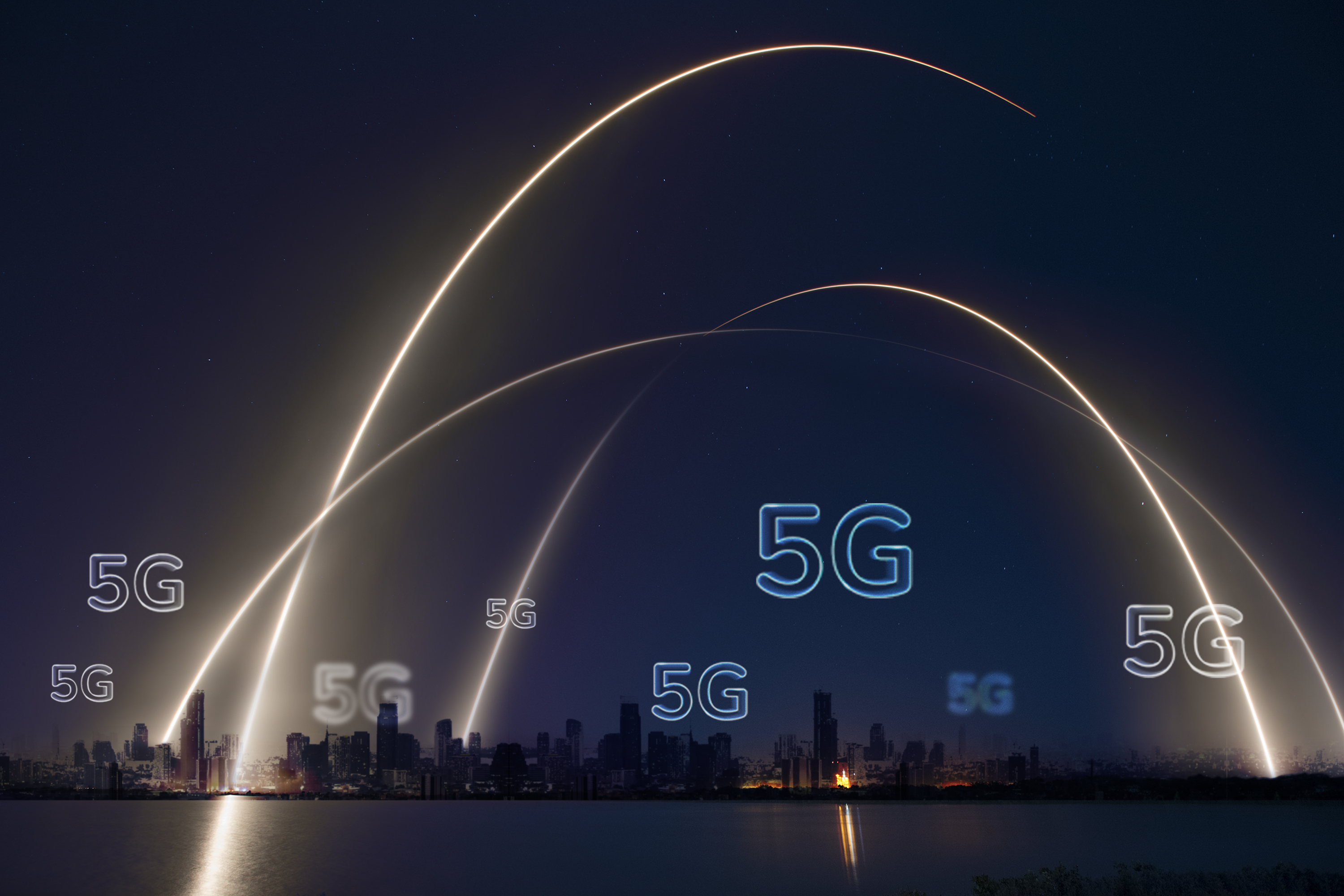 Escalating the IoT (Internet of Things) with 5G network technologies.